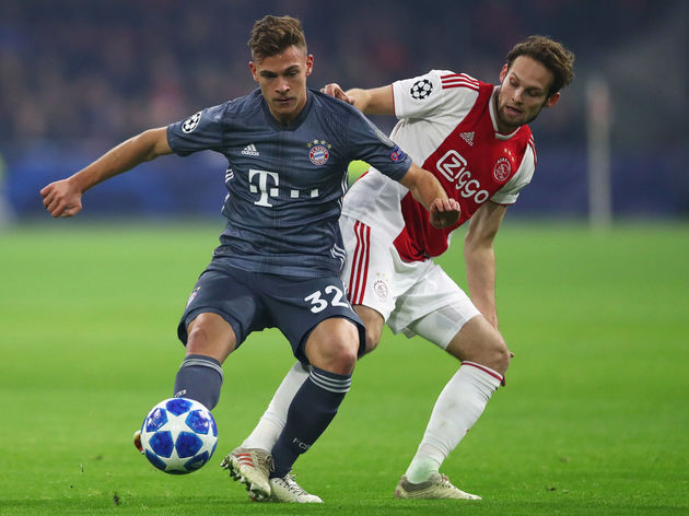 Daley Blind,Joshua Kimmich