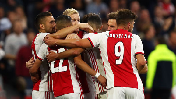 Ajax v PAOK Saloniki - UEFA Champions League Third Qualifying Round