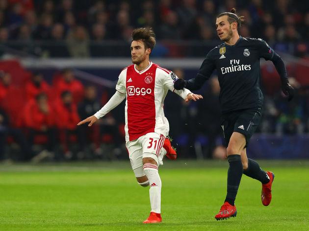 Nicolas Tagliafico,Gareth Bale