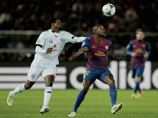 Al-Sadd Sports Club v FC Barcelona - FIFA Club World Cup Semi Final