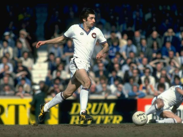 Alan Devonshire of West Ham United