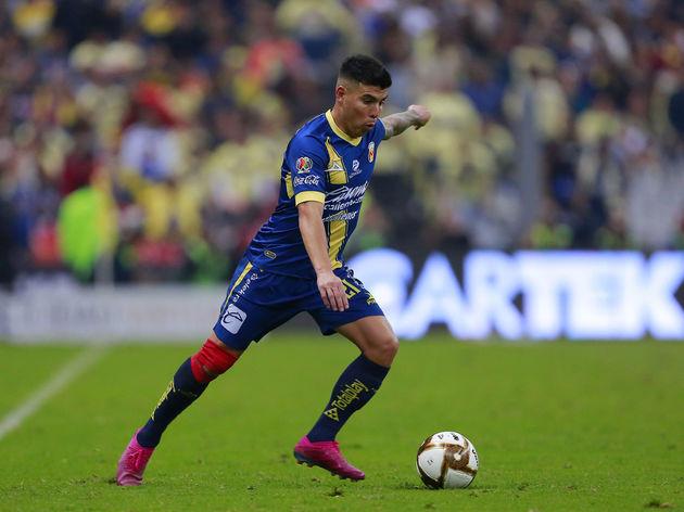 Luis Mendoza - Soccer Player