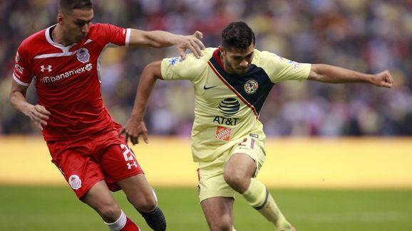 America v Toluca - Playoffs Torneo Apertura 2018 Liga MX 5e99896a1feac