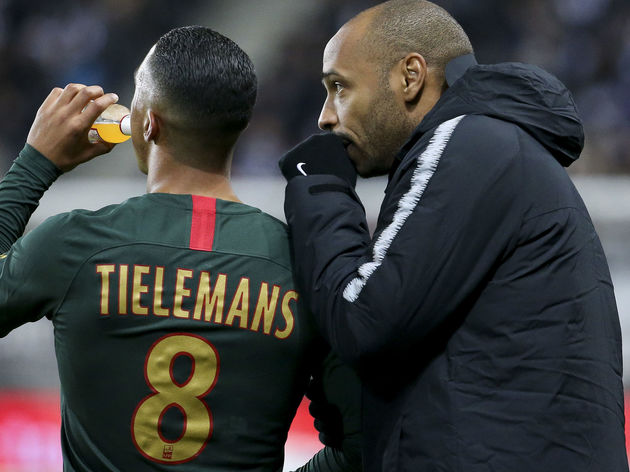 Thierry Henry,Youri Tielemans
