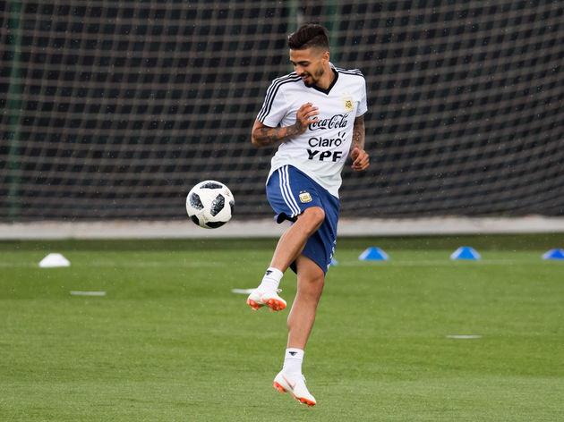 Argentina Training Session