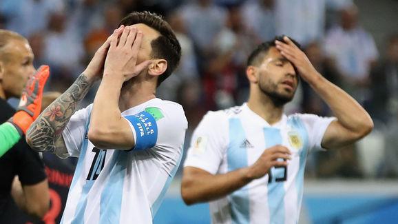 Lionel Messi,Sergio Aguero
