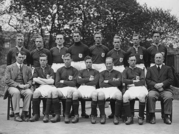 Dan Lewis,Herbert Chapman,Butler,John