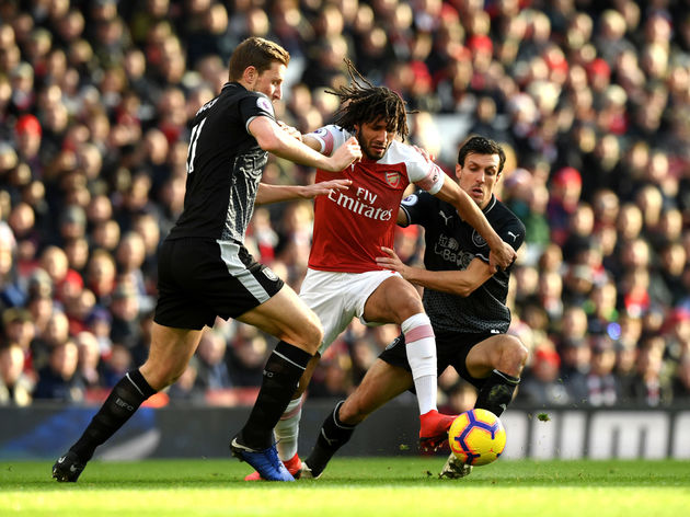 Mohamed Elneny,Jack Cork,Chris Wood