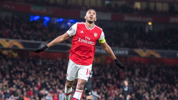 Arsenal 1-2 Eintracht
