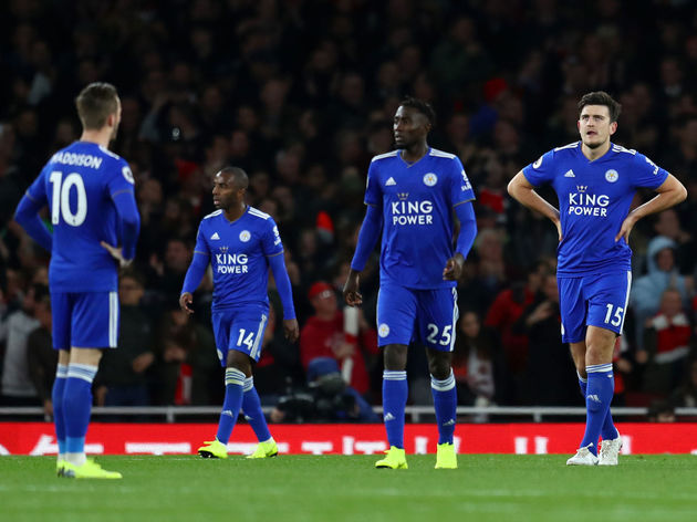 Arsenal FC v Leicester City - Premier League