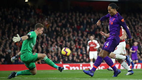 Arsenal FC v Liverpool FC - Premier League