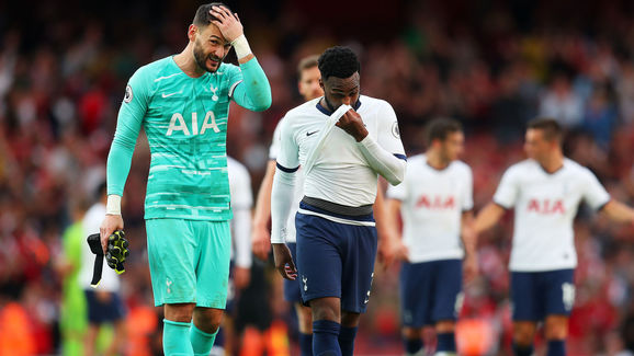Hugo Lloris,Danny Rose