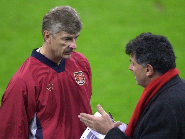 Arsenal Training X