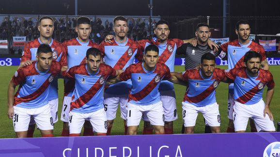 Arsenal v Banfield - Superliga Argentina 2019/20
