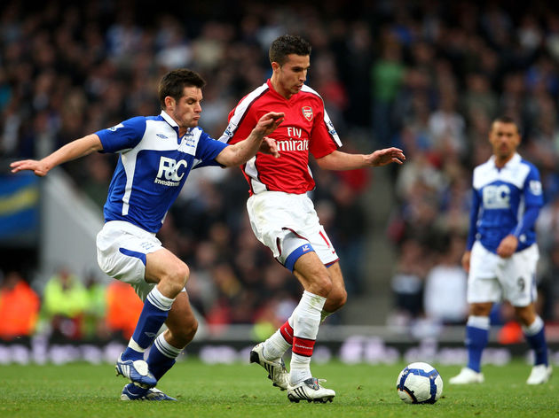 Arsenal v Birmingham City - Premier League