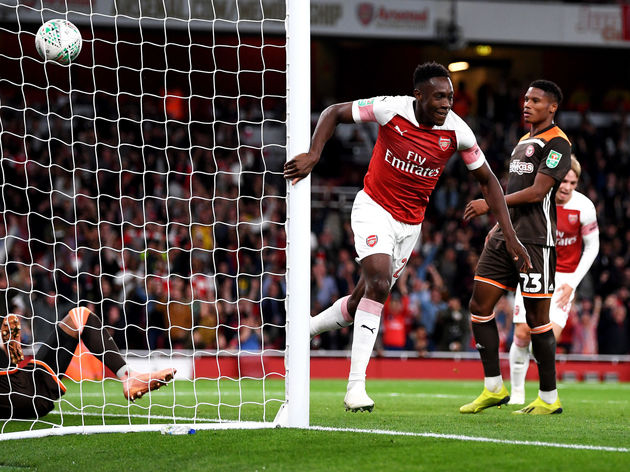 Arsenal v Brentford - Carabao Cup Third Round
