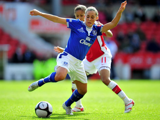 Fara Williams,Rachel Yankey