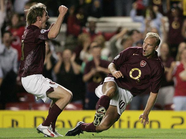 Arsenal v FC Thun
