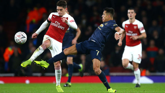 Arsenal v Manchester United - FA Cup 4th round
