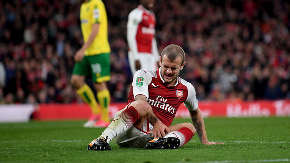 Arsenal v Norwich City - Carabao Cup Fourth Round