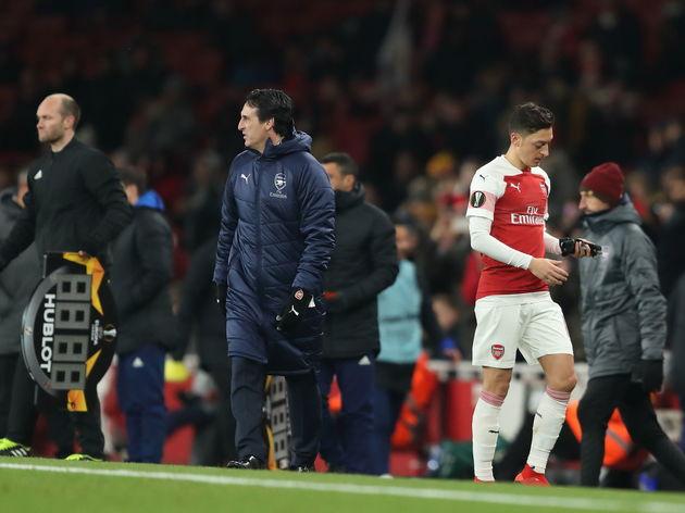 Arsenal v Qarabag FK - UEFA Europa League - Group E