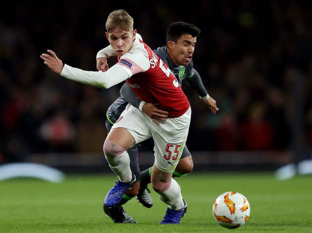 Emile Smith-Rowe,Marcos Acuna