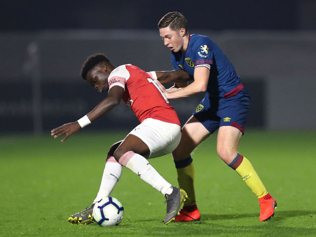 Bukayo Saka,Conor Coventry