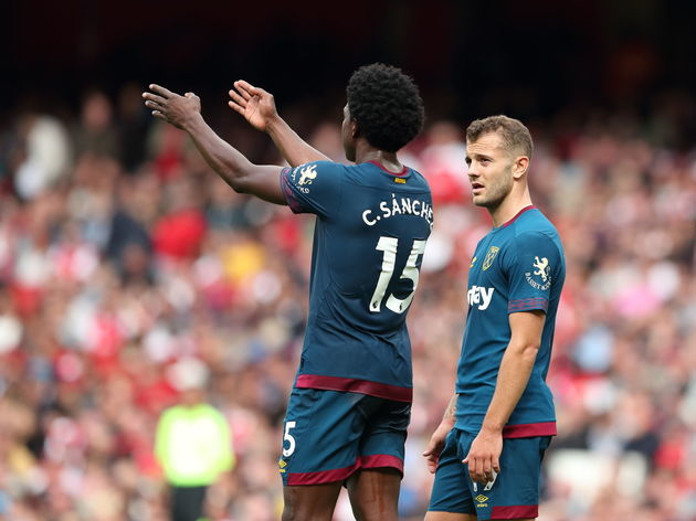 Arsenal v West Ham United - Premier League