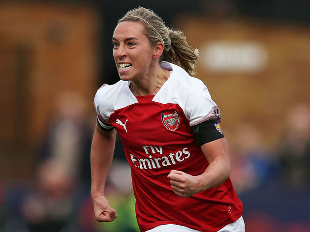 Arsenal Women v Birmingham Ladies  - WSL