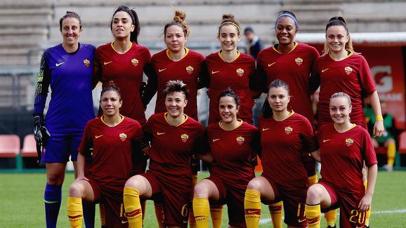 AS Roma v ACF Fiorentina - Women Coppa Italia