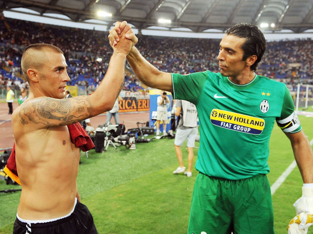 Fabio Cannavaro,Gianluigi Buffon