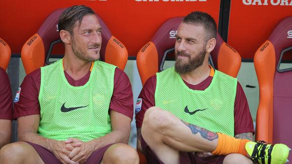Francesco Totti,Daniele De Rossi