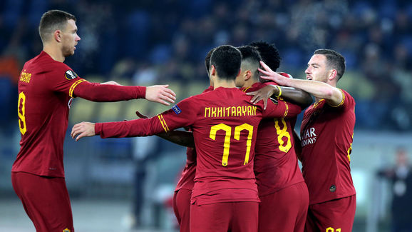 AS Roma v Wolfsberger AC: Group J - UEFA Europa League