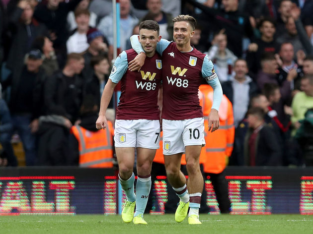 John McGinn,Jack Grealish