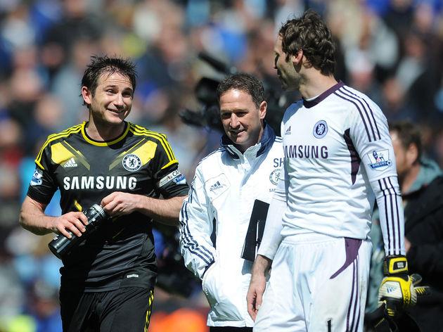 Frank Lampard,Petr Cech