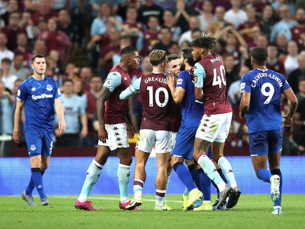 Aston Villa v Everton FC - Premier League