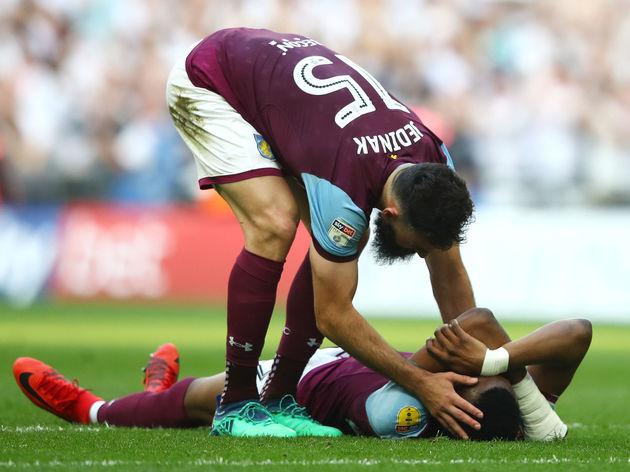 Aston Villa v Fulham - Sky Bet Championship Play Off Final