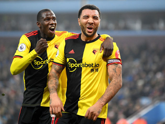 Troy Deeney,Abdoulaye Doucoure