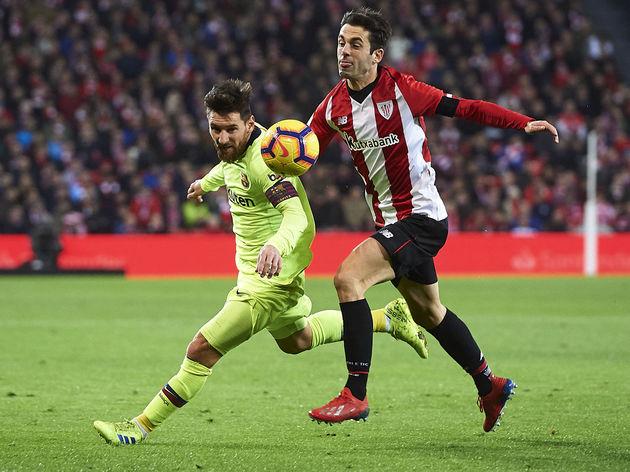 Markel Susaeta,Lionel Messi