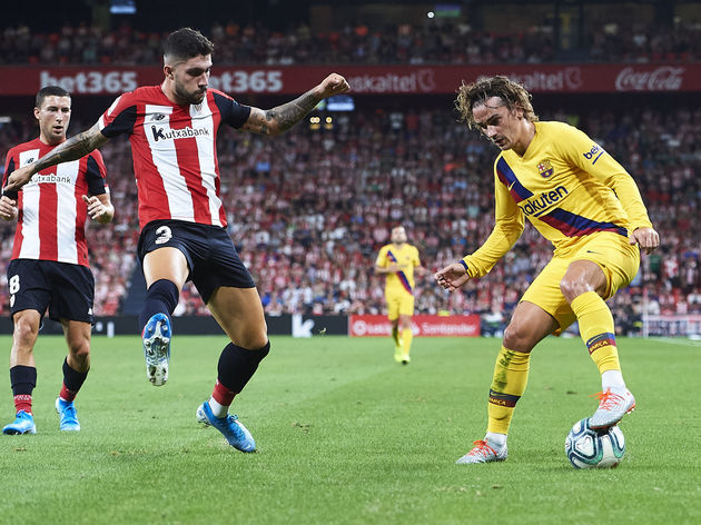 Athletic Club v FC Barcelona  - La Liga