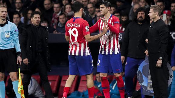 Diego Costa,Diego Simeone,Morata