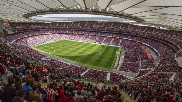 Atletico Madrid Women v FC Barcelona Women