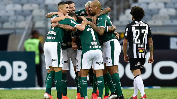 Atletico MG v Palmeiras - Brasileirao Series A 2019