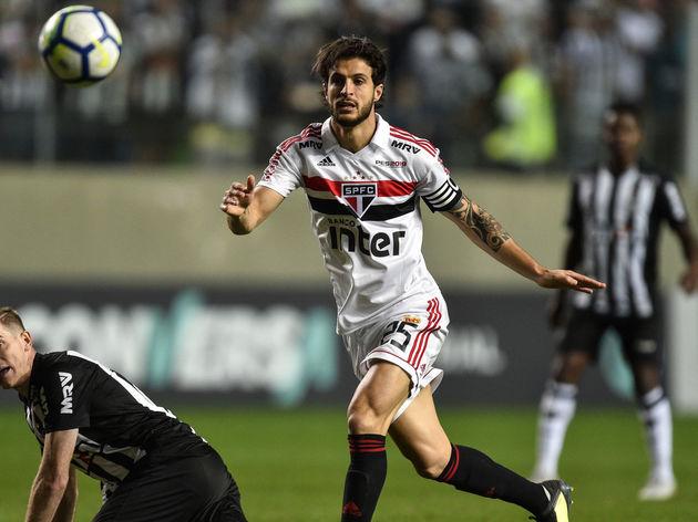 Atletico MG v Sao Paulo - Brasileirao Series A 2018