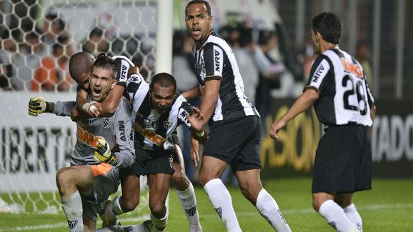 Atletico Mineiro v Xolos de Tijuana - Copa Bridgestone Libertadores 2013