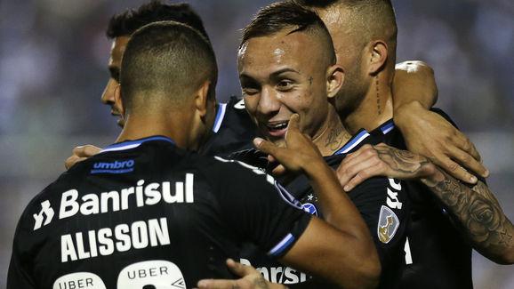 Everton,Alisson