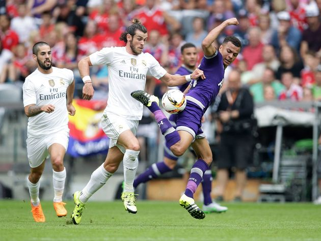 Audi Cup - 'Real Madrid v Tottenham Hotspur'