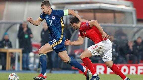 Austria v Bosnia-Herzegovina - UEFA Nations League B
