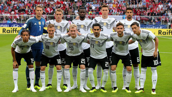 Austria v Germany - International Friendly