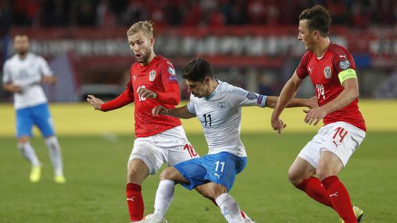 Austria v Israel - UEFA Euro 2020 Qualifier
